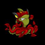 Neopet Jetsam Mutante