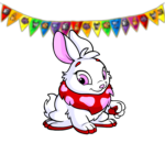 Neopia Central Petpet Garland