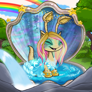 Fountain Faerie