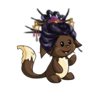 Funky Shenkuu Wig