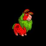 strawberry gnorbu