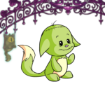 Ghostly Petpet Gate Garland