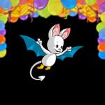 10th Birthday Balloon Garland