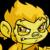 Angry Female Tyrannian Mynci