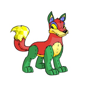 Male Plushie Lupe