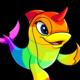 Rainbow Flotsam