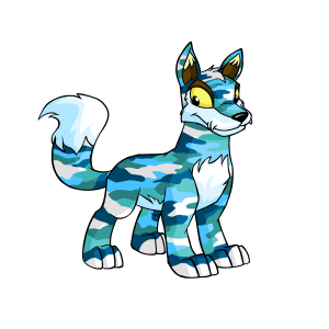 Dimensional Paint Brush Neopets