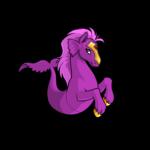 purple peophin