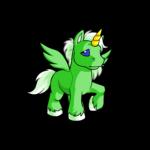 green uni