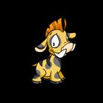 spotted moehog