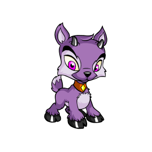 Purple Ixi