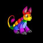 rainbow bori