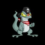 pirate techo