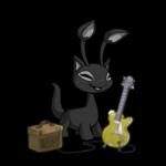 Aisha Rock Idol Guitar