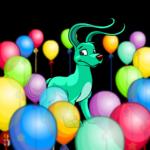 Circle of Balloons