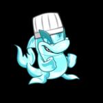 Jetsam Sushi Chef Hat