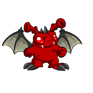 Male Darigan Grundo