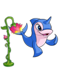 Flower Lamp Trinket