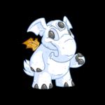 snow elephante
