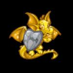 Welded Heart Shield