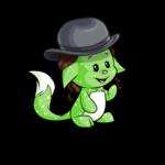 Proper Lady Kacheek Hat and Wig