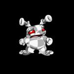 checkered grundo