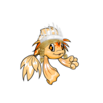 Koi Snow Princess Crown