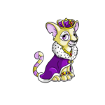 Unconverted RoyalGirl Kougra