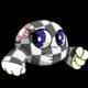 Checkered Kiko