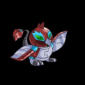 Female Robot Pteri