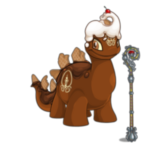 Regal Gemstone Staff