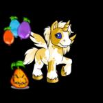 Ferocious Negg with Negg Balloons