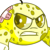 Angry Female Sponge Kiko