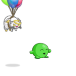 Plumpy and Balloons
