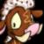 Happy Male Chocolate Moehog