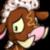 Sad Male Chocolate Moehog