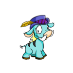 Moehog Poet Hat