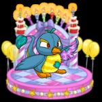 Extravagant Birthday Stage