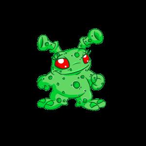 Female Sponge Grundo