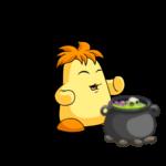 Full Cauldron