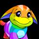 Rainbow Poogle