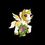 Impressive Flower Shield