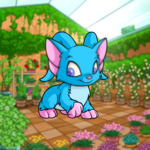 Castle Greenhouse Background