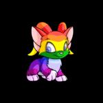 rainbow acara