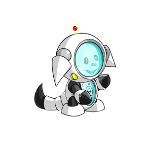 Female Robot Kacheek