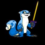 Nutcracker Toy Sword