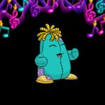 MME12-S2b: Musical Notes Garland