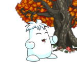 Gentle Autumn Tree