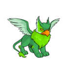 green eyrie