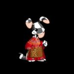 Blumaroo Shenkuu Princess Dress